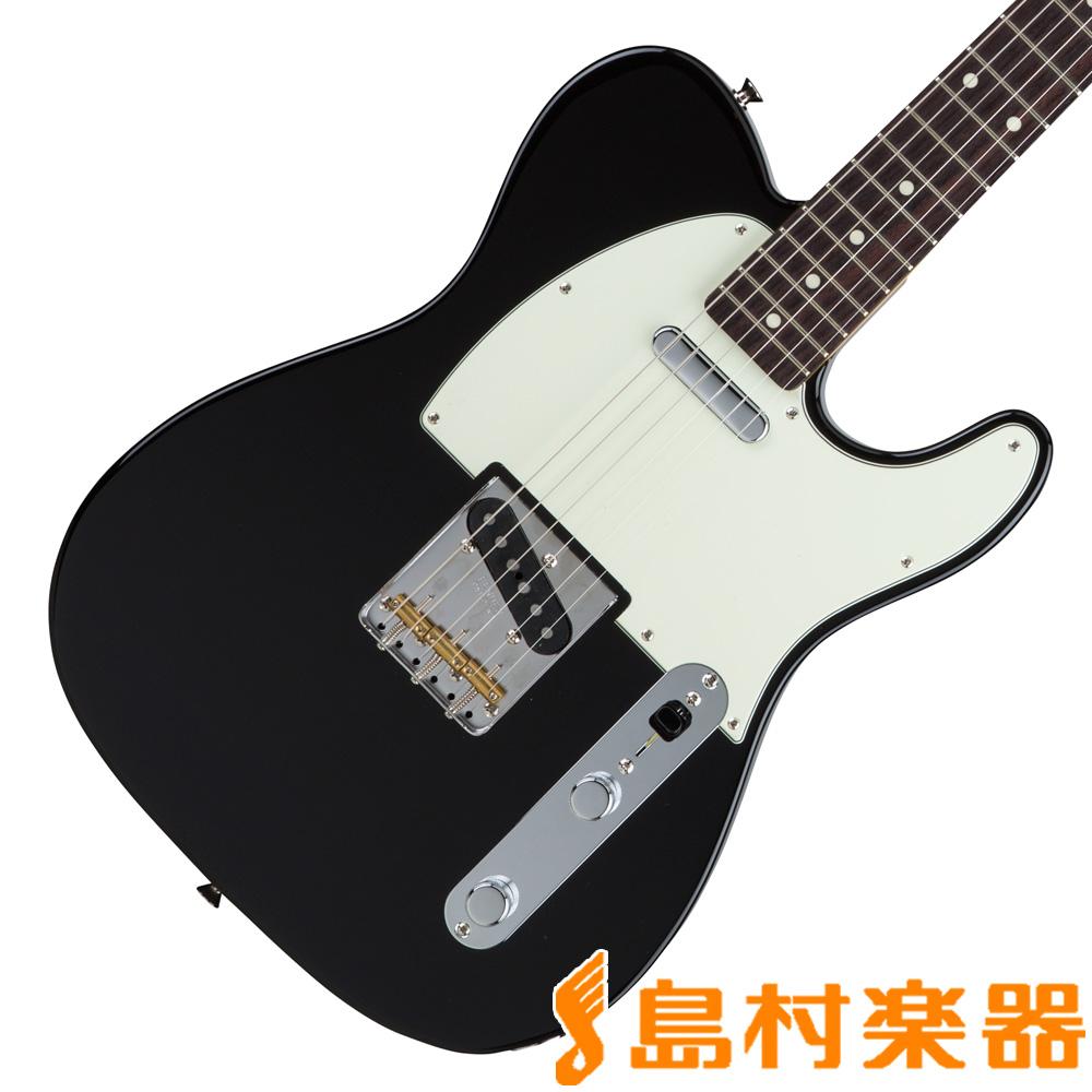 【クレジット無金利 10/31まで♪】Fender Hybrid 60s Telecaster Black エレキギター 【フェンダー】