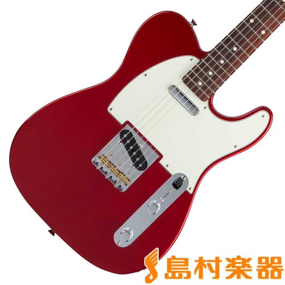 【クレジット無金利 10/31まで♪】Fender Hybrid 60s Telecaster Cadny Apple Red エレキギター 【フェンダー】