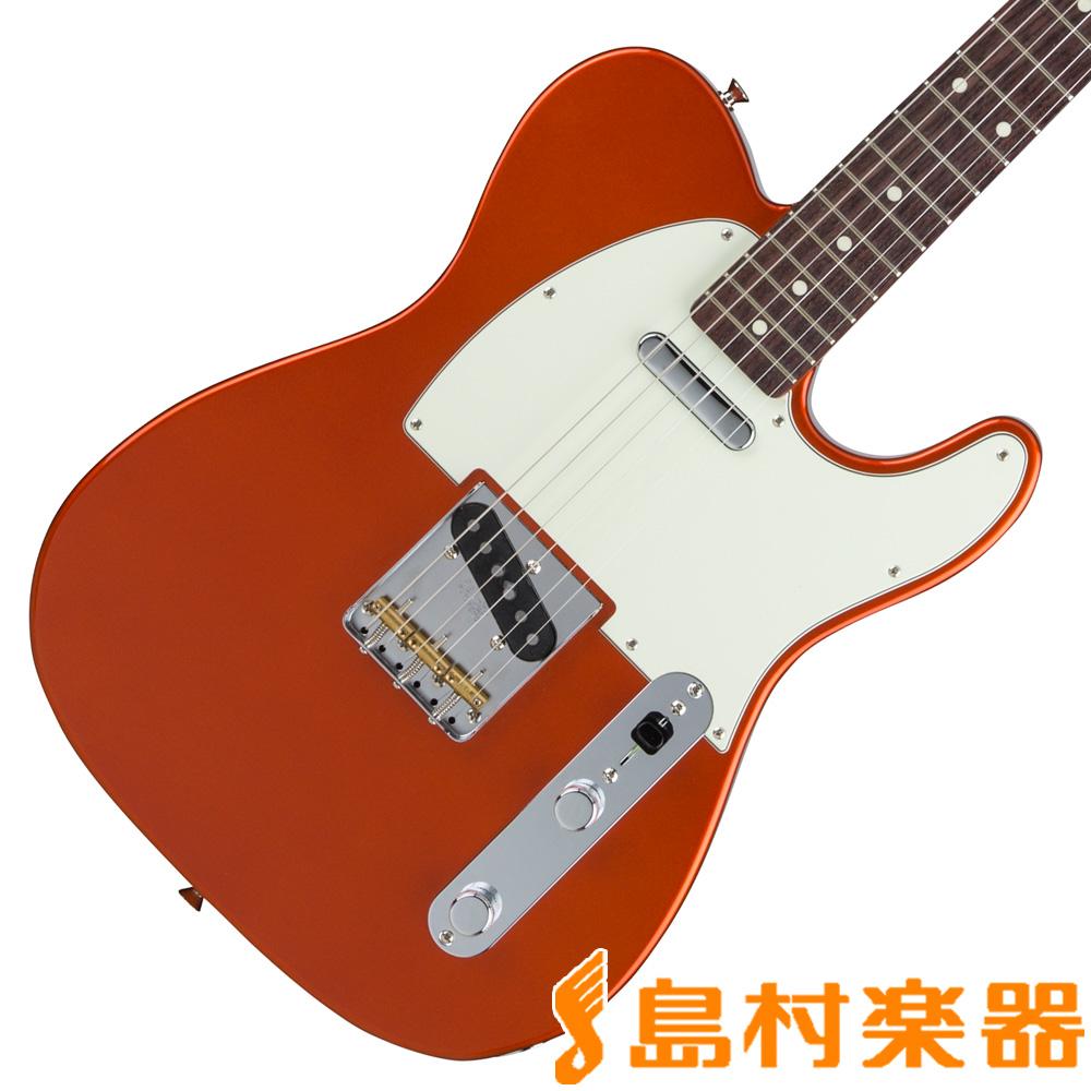 【クレジット無金利 10/31まで♪】Fender Hybrid 60s Telecaster Candy Tangerine エレキギター 【フェンダー】