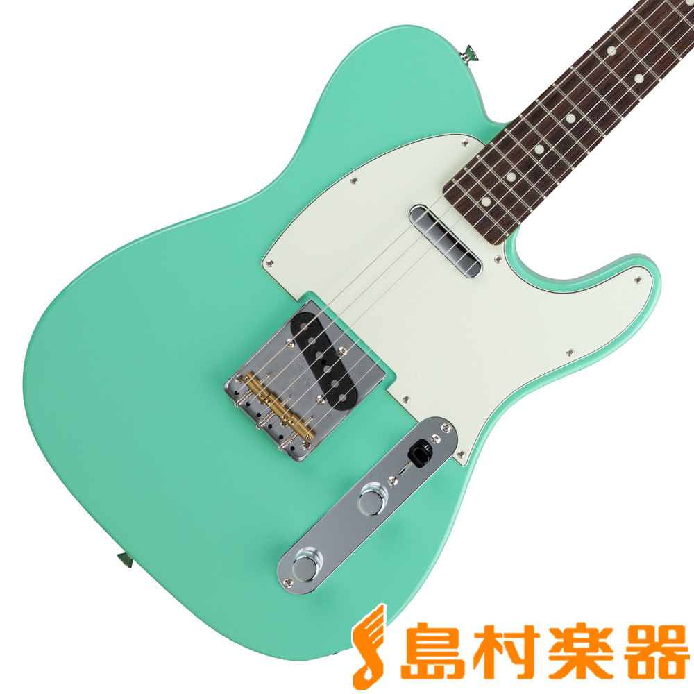 Fender Hybrid 60s Telecaster Surf Green エレキギター 【フェンダー】