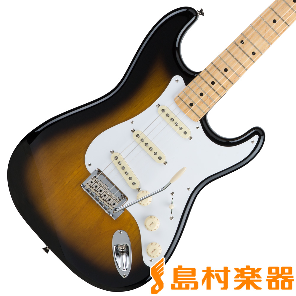 Fender Hybrid 50s Stratocaster /Maple Tobacco Burst 【フェンダー】