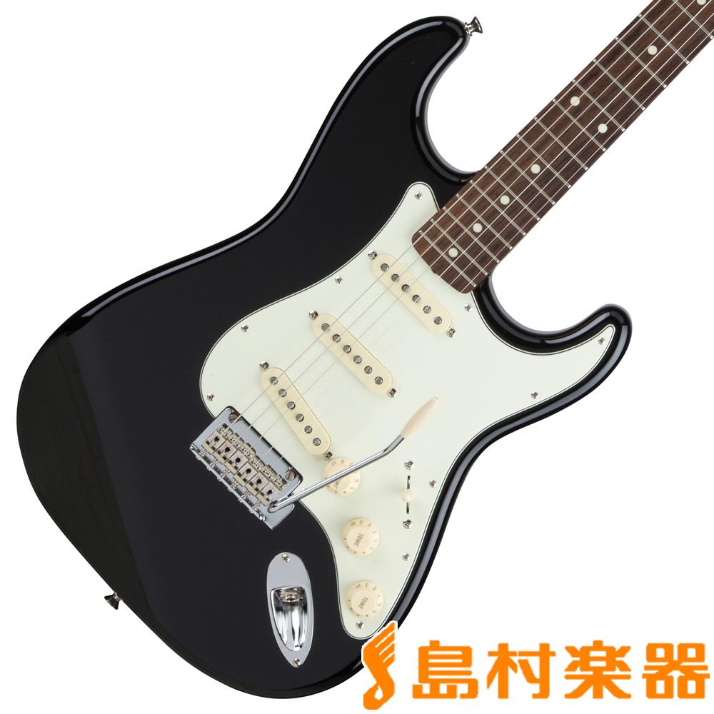 Fender Hybrid 60s Stratocaster Rosewood Black 【フェンダー】