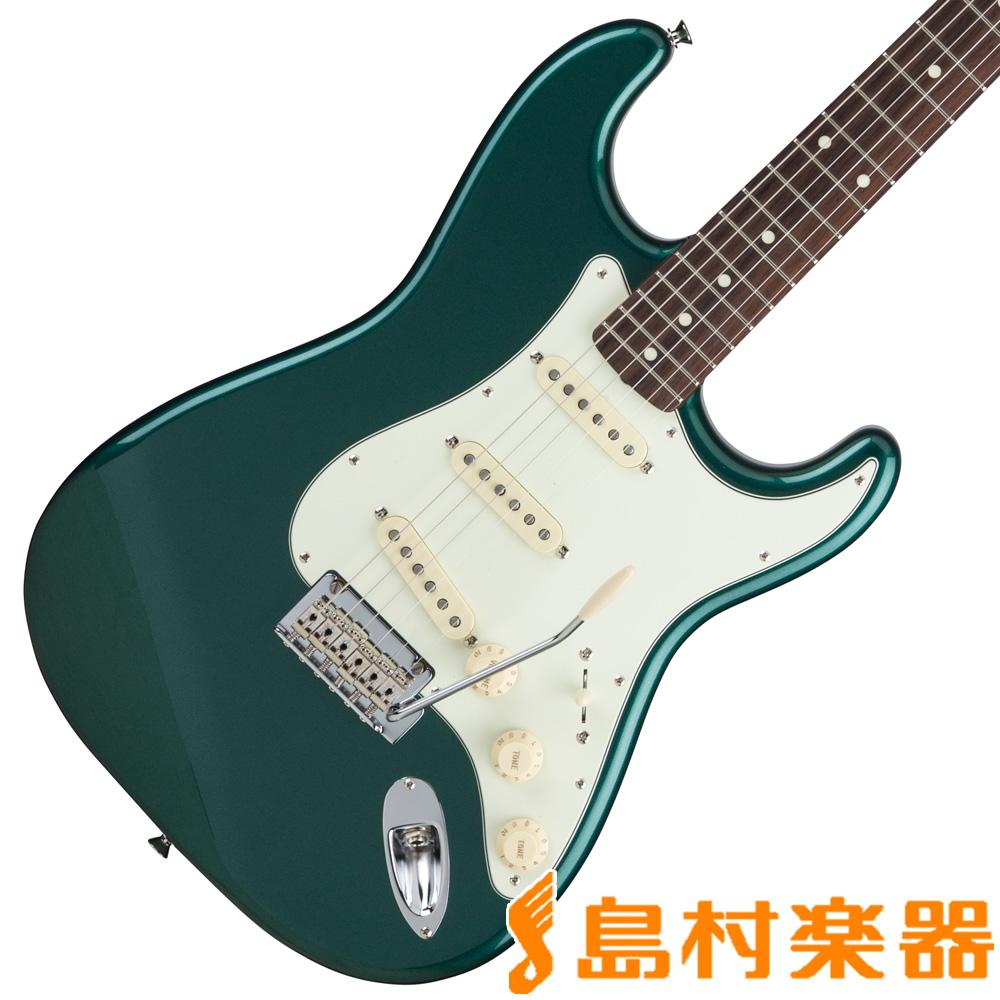 Fender Hybrid 60s Stratocaster Rosewood Sherwood Green Metallic 【フェンダー】