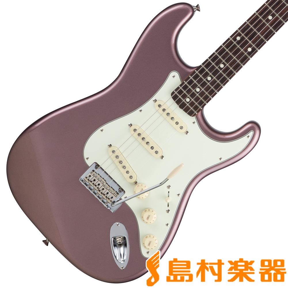 【クレジット無金利 10/31まで♪】Fender Hybrid 60s Stratocaster Rosewood Burgundy Mist Metallic 【フェンダー】