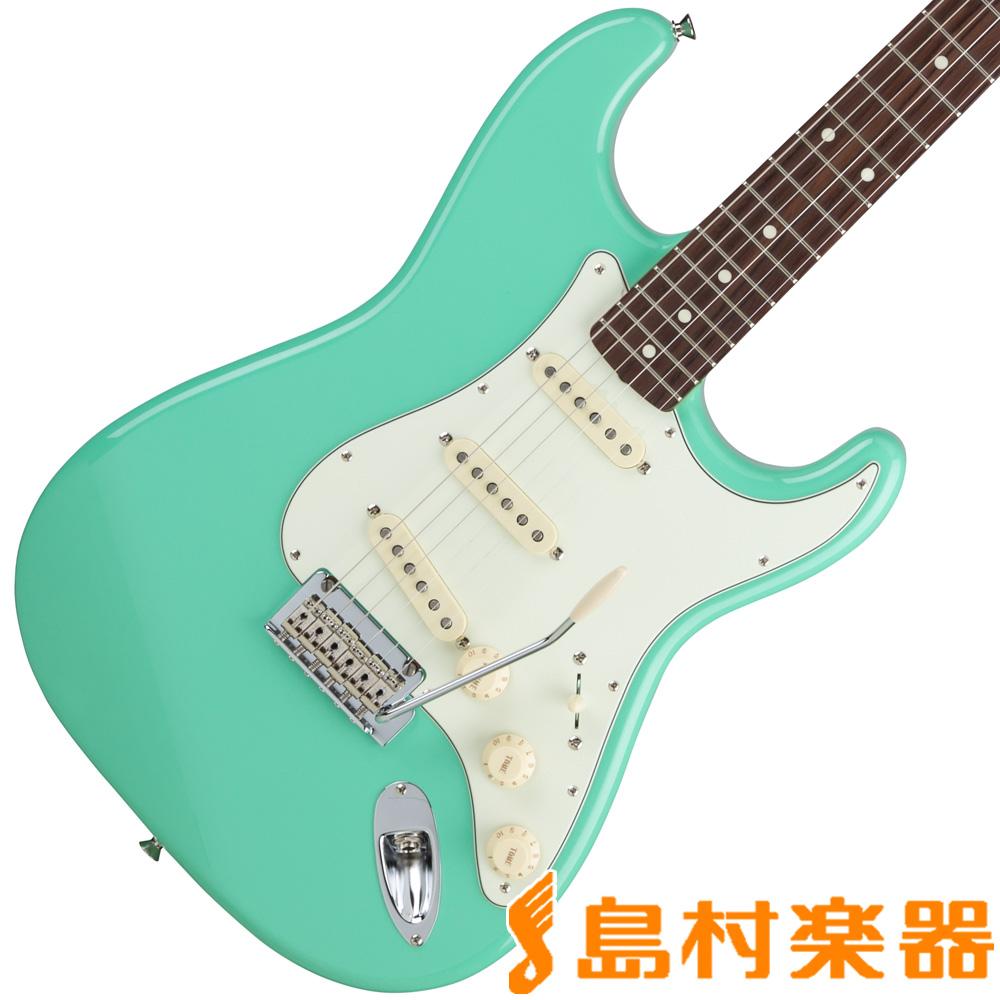 Fender Hybrid 60s Stratocaster Rosewood Surf Green 【フェンダー】
