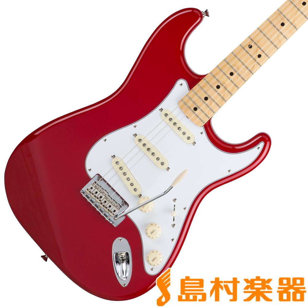 【クレジット無金利 10/31まで♪】Fender Hybrid 68 Stratocaster Maple Torino Red 【フェンダー】