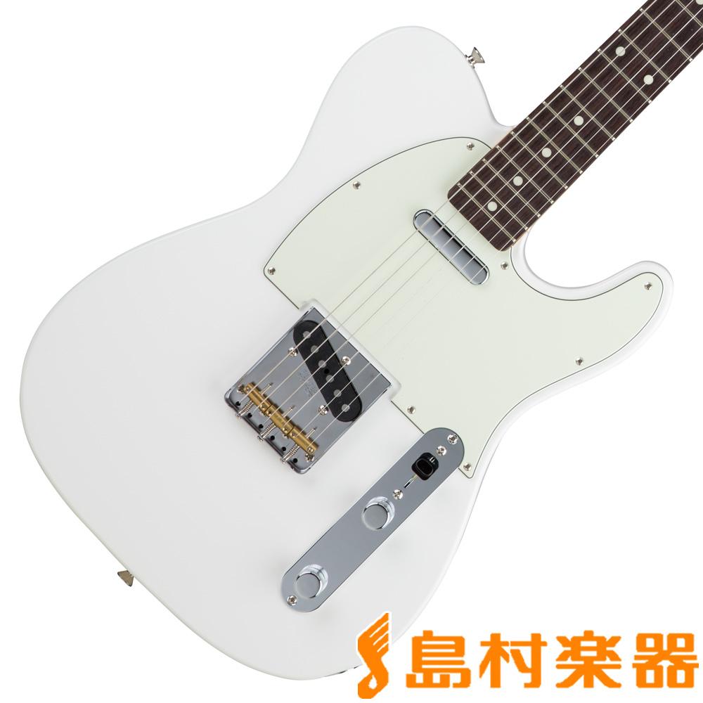 Fender Hybrid 60s Telecaster Arctic White エレキギター 【フェンダー】