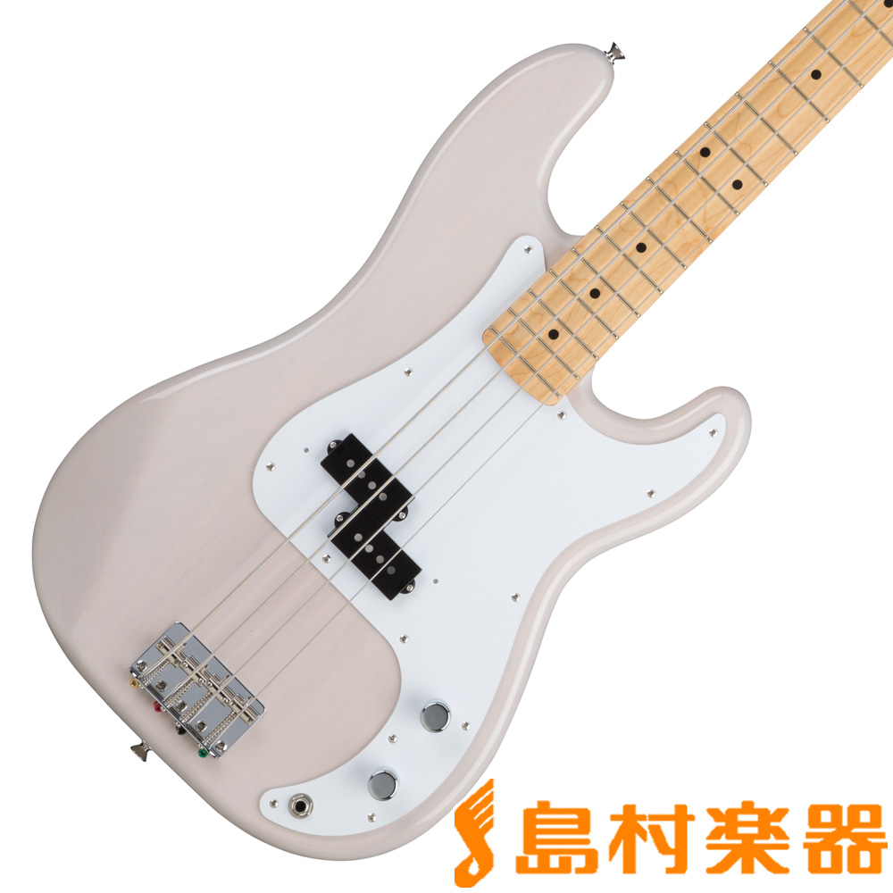 Fender Hybrid 50s Precision Bass Maple US Blonde 【フェンダー】