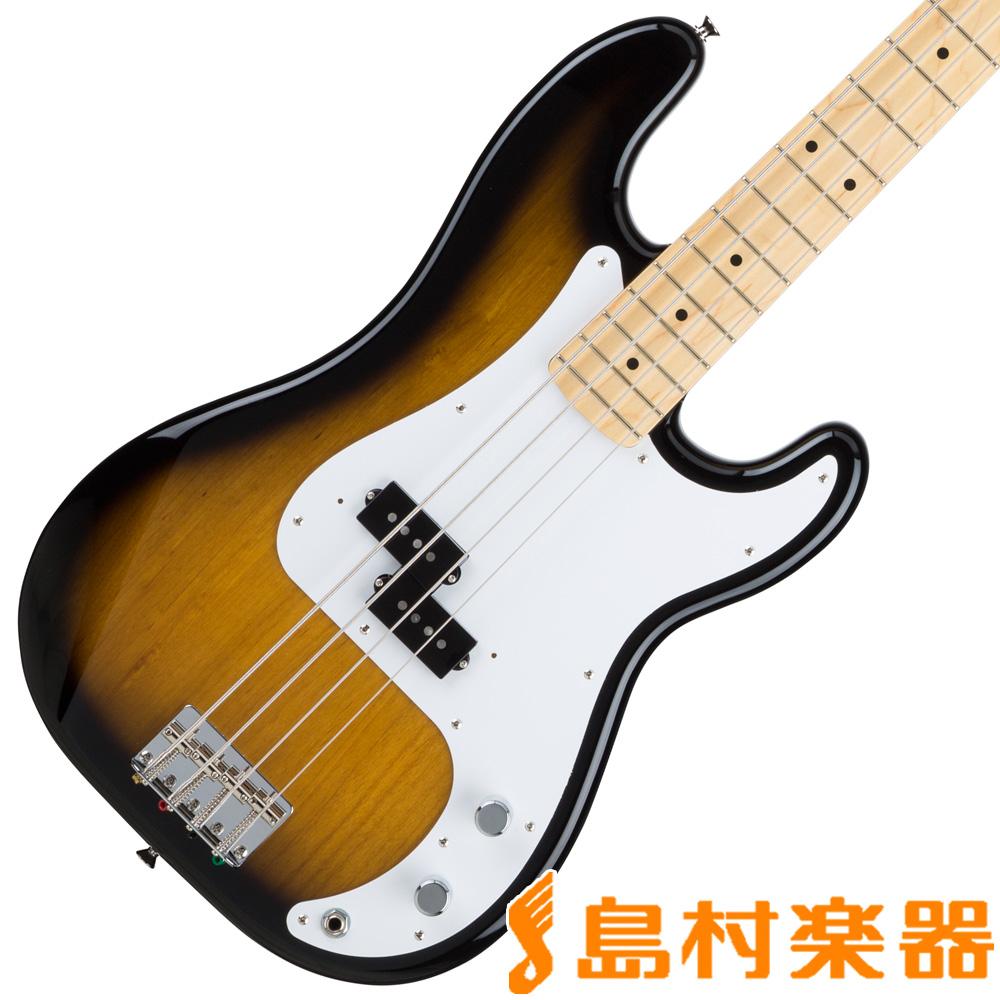 Fender Hybrid 50s Precision Bass Maple 2 Color Sunburst 【フェンダー】