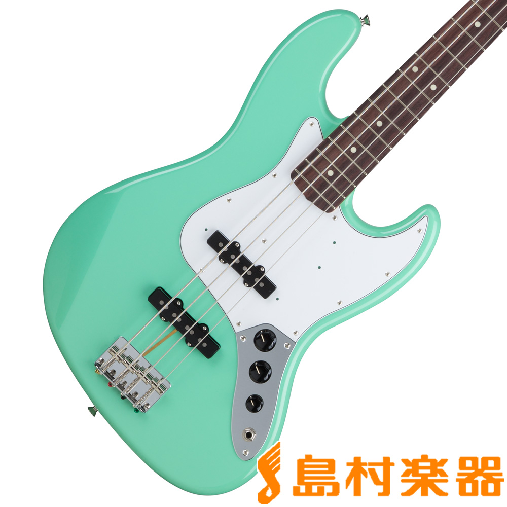Fender Hybrid 60s Jazz Bass Rosewood Surf Green 【フェンダー】