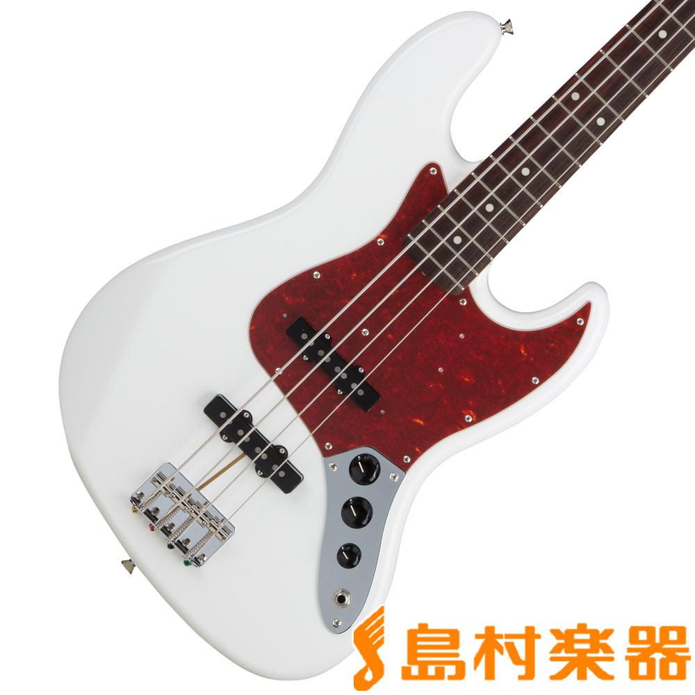 Fender Hybrid 60s Jazz Bass Rosewood Arctic_White 【フェンダー】