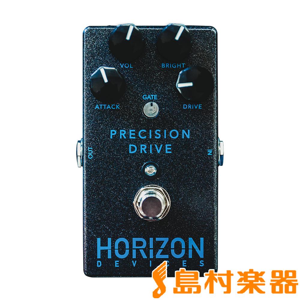 【8/31迄 アダプタープレゼント】 HORIZON DEVICES PRECISION DRIVE コンパクトエフェクター/オーバードライブ 【ホライゾンデバイス】