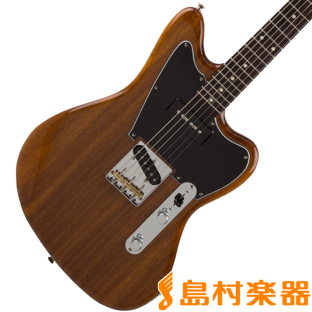 【クレジット無金利 10/31まで♪】Fender Mahogany Offset Telecaster エレキギター テレマスター 【フェンダー Telemaster 野田洋次郎】