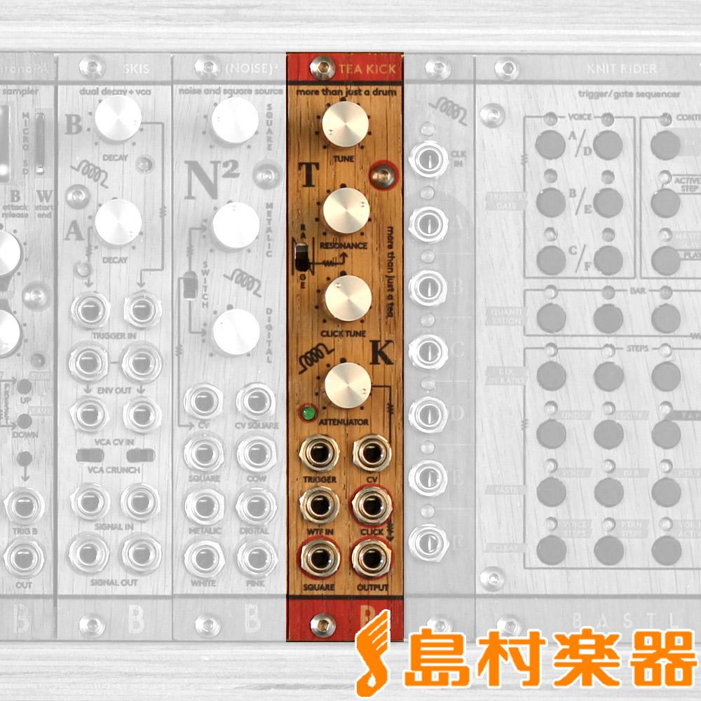 Bastl Instruments TEA KICK モジュラーシンセサイザー 【バストルインストゥルメンツ】
