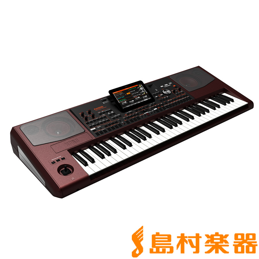 KORG PA1000 61鍵盤 アレンジャーキーボード シンセサイザー 【コルグ】