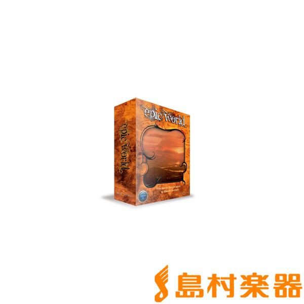 BEST SERVICE EPIC WORLD / BOX シネマティック音源 【ベストサービス BS450】