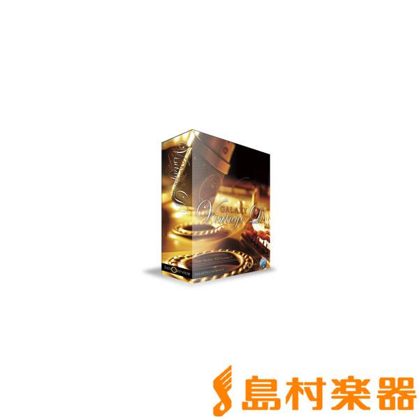 BEST SERVICE GALAXY VINTAGE D / BOX ピアノ音源 【ベストサービス BS440】