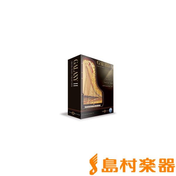 BEST SERVICE GALAXY II GRAND PIANO / KP4 / BOX ピアノ音源 【ベストサービス G2KP4】