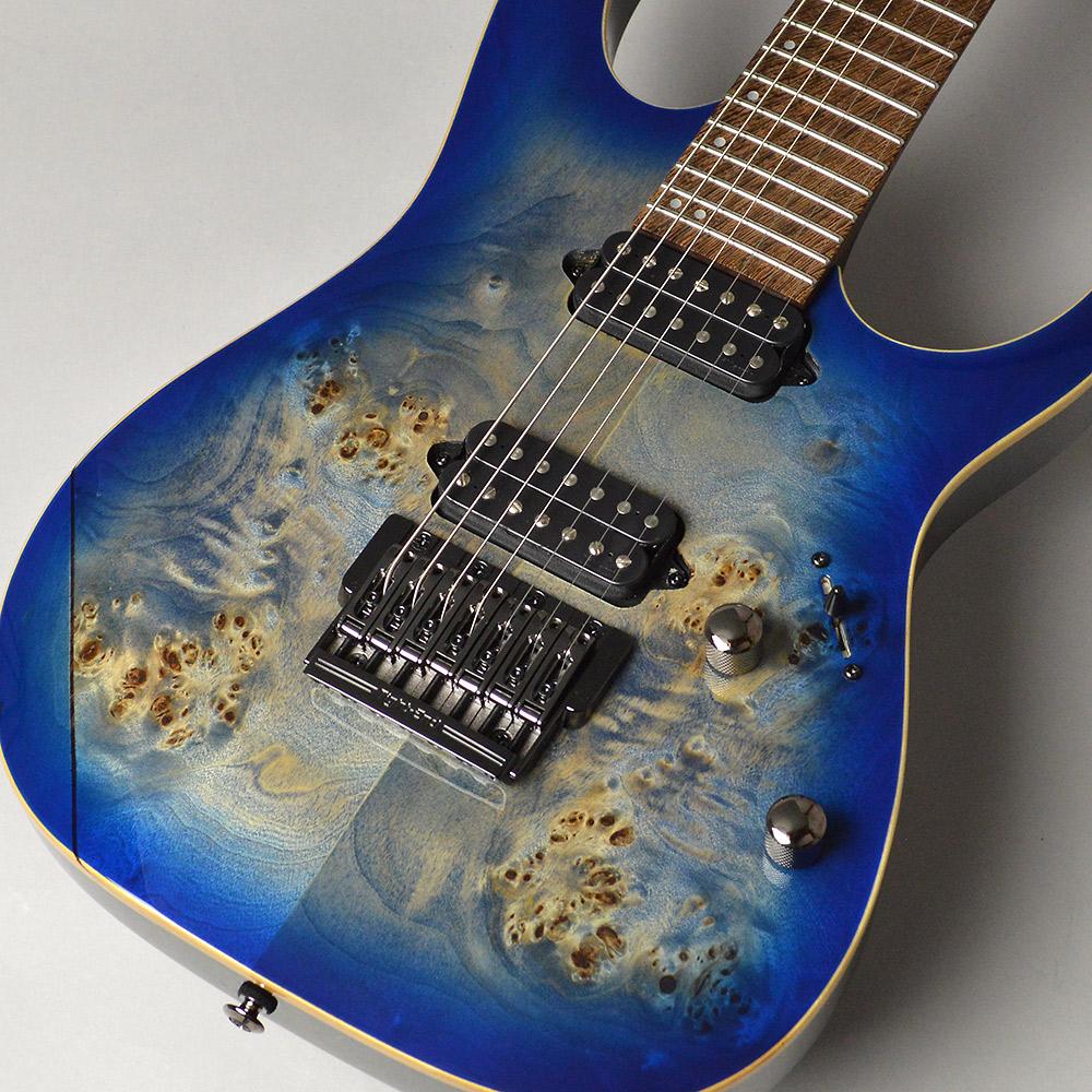 Ibanez RG1027PBF CBB 7弦エレキギター Premium Series 【アイバニーズ】【梅田ロフト店】
