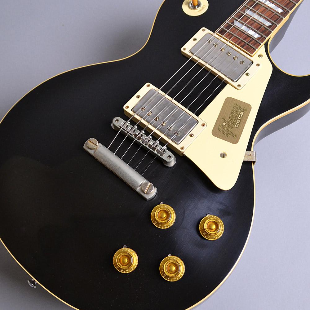 【クレジット無金利 10/31まで♪】Gibson Custom Shop 2017 Limited Run 1958 Les Paul Model VOS Lamp Black S/N:8 7999 レスポールスタンダード 【ギブソン カスタムショップ】【未展示品】