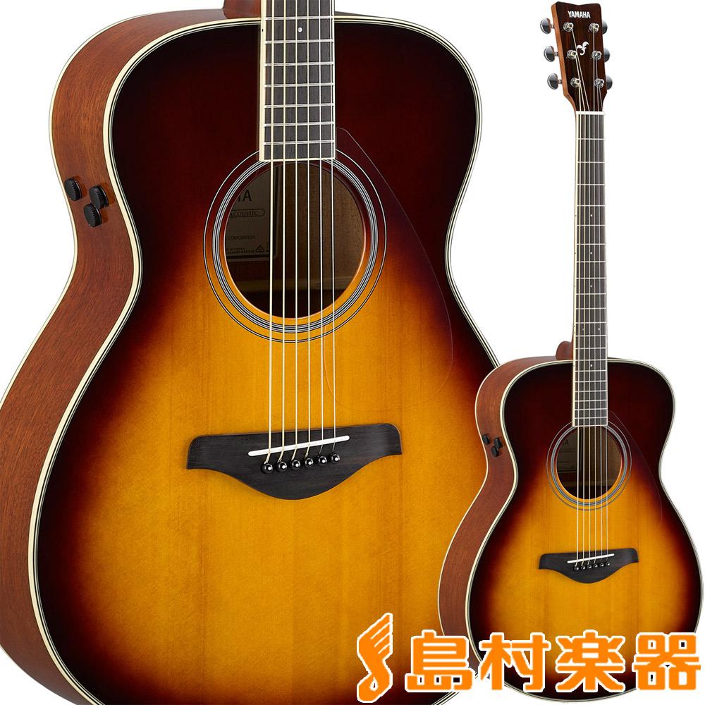 YAMAHA Trans Acoustic FS-TA Brown Sunburst トランスアコースティックギター(エレアコ) 【ヤマハ】