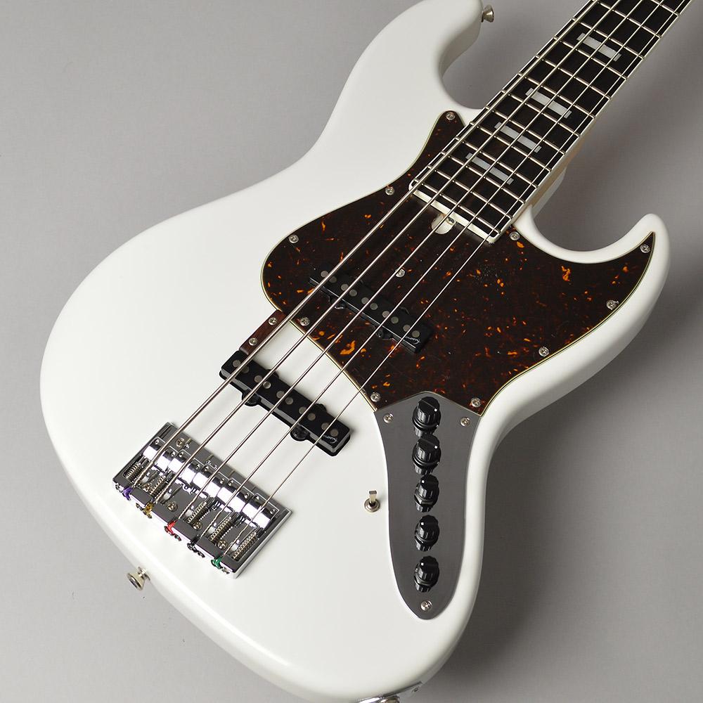 moon JB-5-306M SUTO-MODEL WH エレキベース 須藤満モデル 5弦ベース ジャズベースタイプ 【ムーン】【梅田ロフト店】