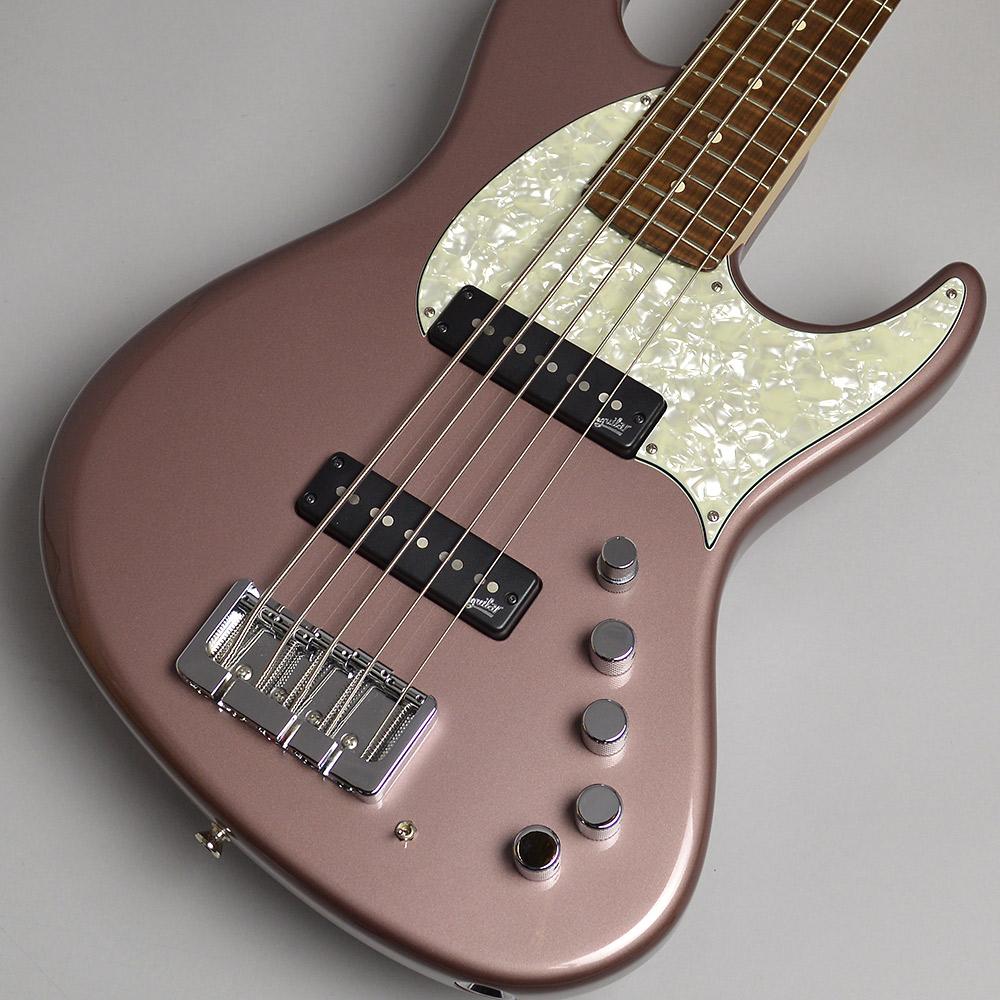 Miura Guitars USA MB-2 5st RostedMaple Epifani Preamp MO エレキベース 5弦ベース ジャズベースタイプ 【ミウラギターズ】【梅田ロフト店】