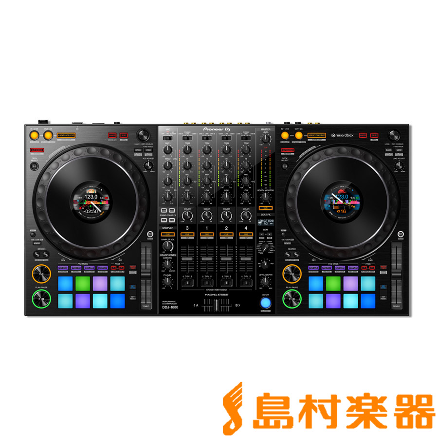 Pioneer DJ DDJ-1000 rekordbox dj専用コントローラー 【パイオニア DDJ1000】