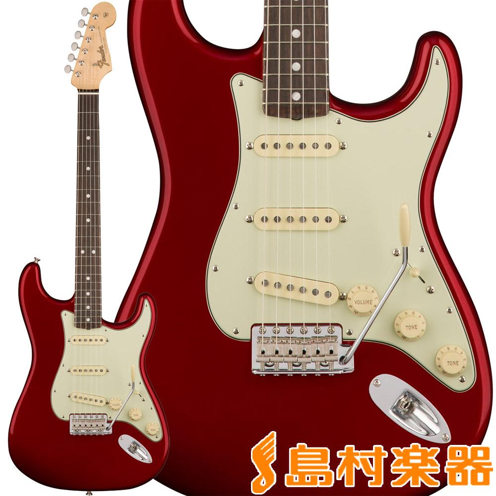【クレジット無金利 10/31まで♪】Fender American Original '60s Stratocaster Candy Apple Red ストラトキャスター 【フェンダー】