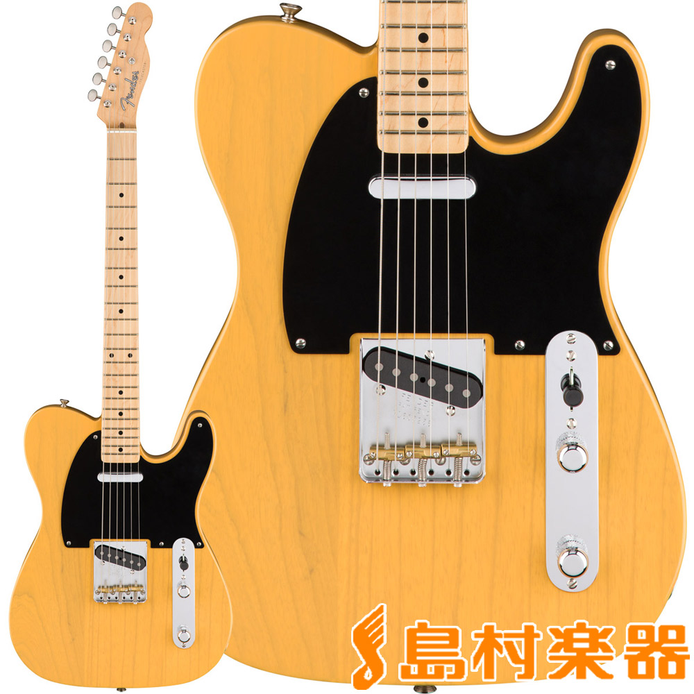 Fender American Original '50s Telecaster Butterscotch Blonde テレキャスター 【フェンダー】