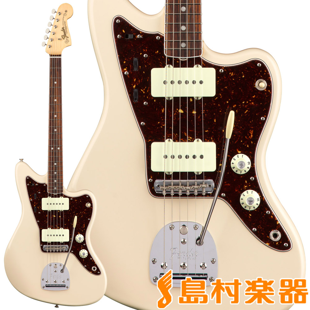 Fender American Original '60s Jazzmaster Olympic White ジャズマスター 【フェンダー】