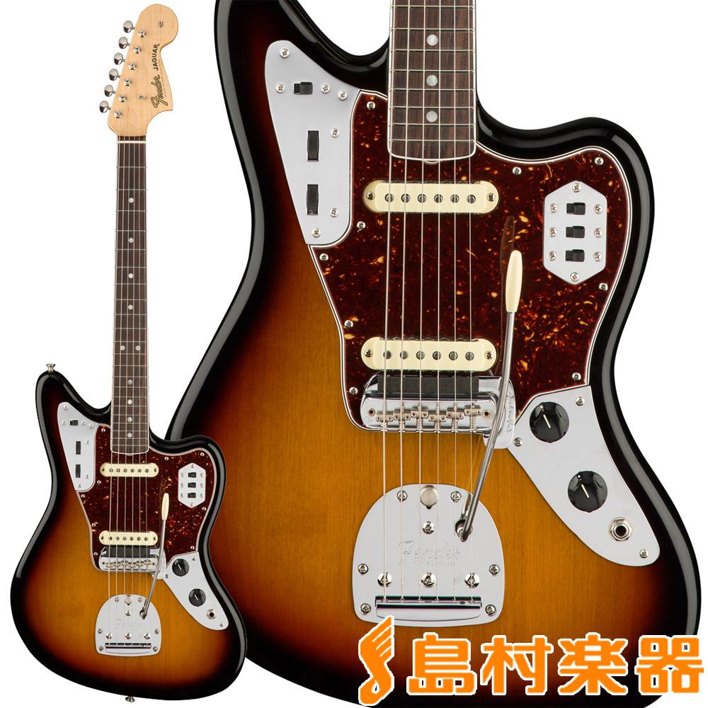 Fender American Original '60s Jaguar 3-Color Sunburst ジャガー 【フェンダー】