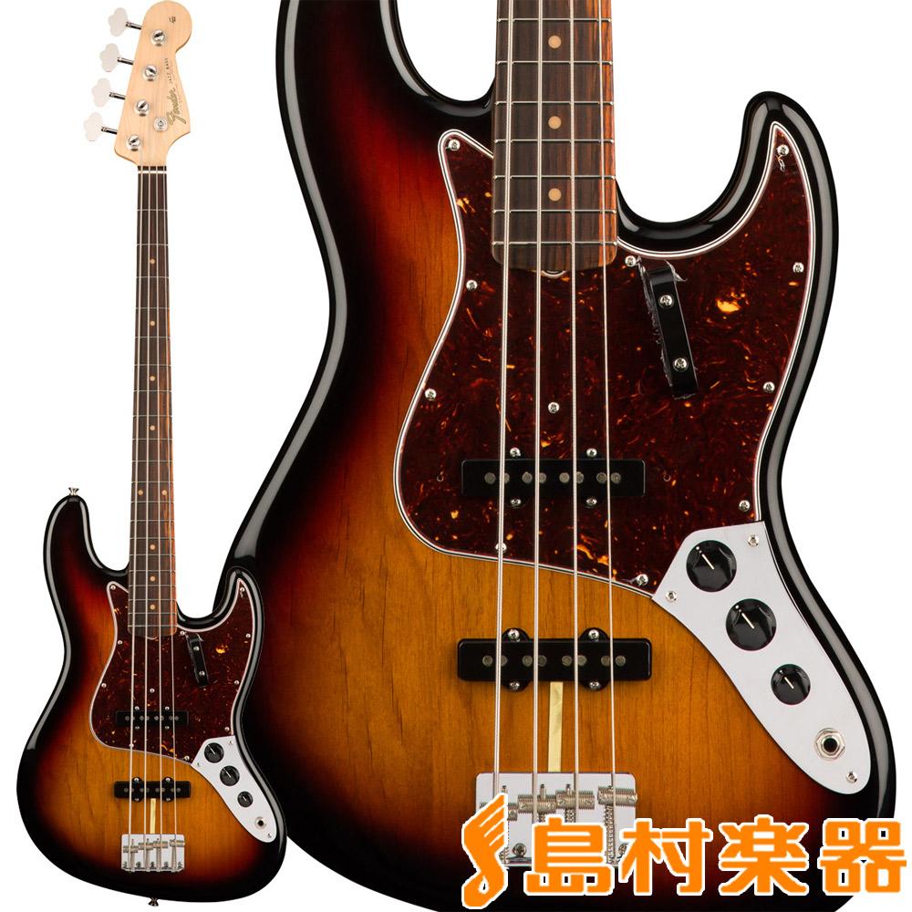 Fender American Original '60s Jazz Bass 3-Color Sunburst ジャズベース 【フェンダー】