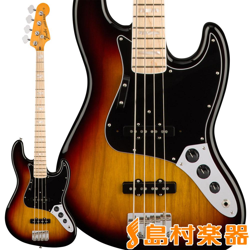 Fender American Original '70s Jazz Bass 3-Color Sunburst ジャズベース 【フェンダー】