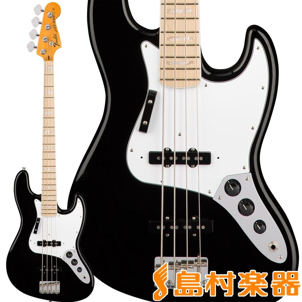 【クレジット無金利 10/31まで♪】Fender American Original '70s Jazz Bass Black ジャズベース 【フェンダー】
