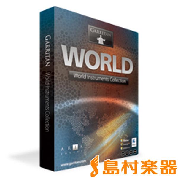 GARRITAN GWIX GARRITAN WORLD INSTRUMENTS 【ガーリタン】