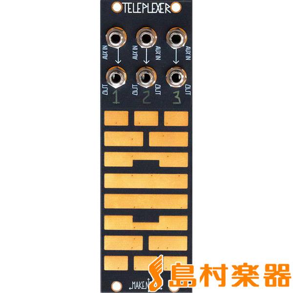 Make Noise Teleplexer モジュラーシンセサイザー 【メイクノイズ】