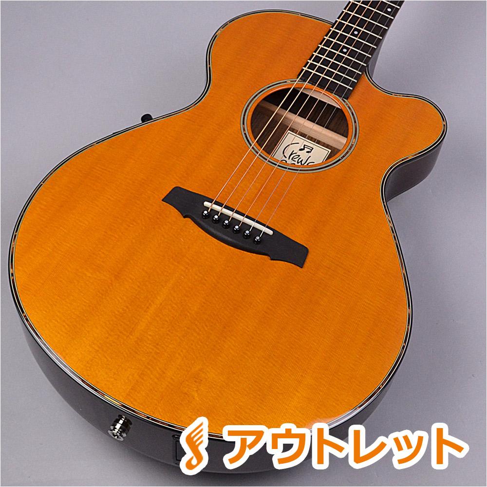 Musical Instruments & Gear Crews Es-1500c Custom Ereako Acoustic Electric Guitars