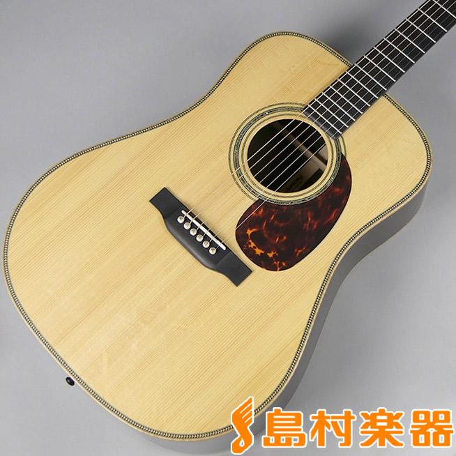HISTORY ASH-D/JS Vintage Natural アコースティックギター 【ヒストリー】【数量限定】