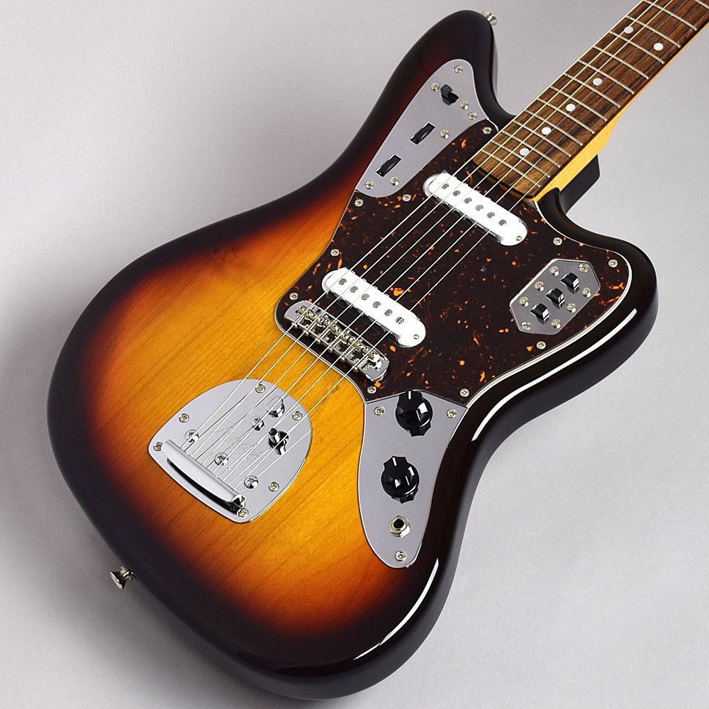 Fender Japan Exclusive Classic 60s Jaguar/3-Color Sunburst ジャガー 【フェンダー ジャパン エクスクルーシブ】【福岡イムズ店】【長期展示品特価】