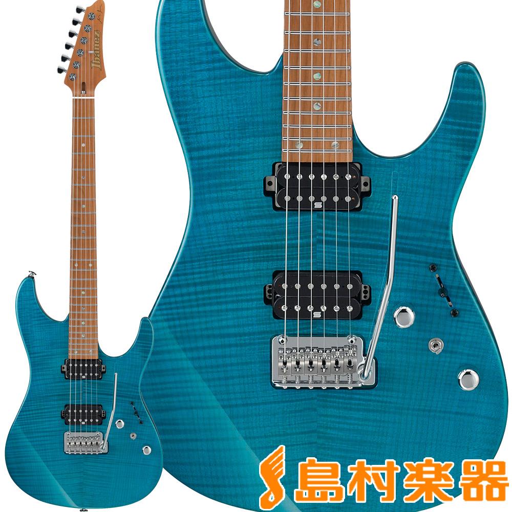 Ibanez Martin Miller AZ Signature Model Transparent Aqua Blue マーティン・ミラー・シグネチャーモデル AZシリーズ 【アイバニーズ MM1-TAB】