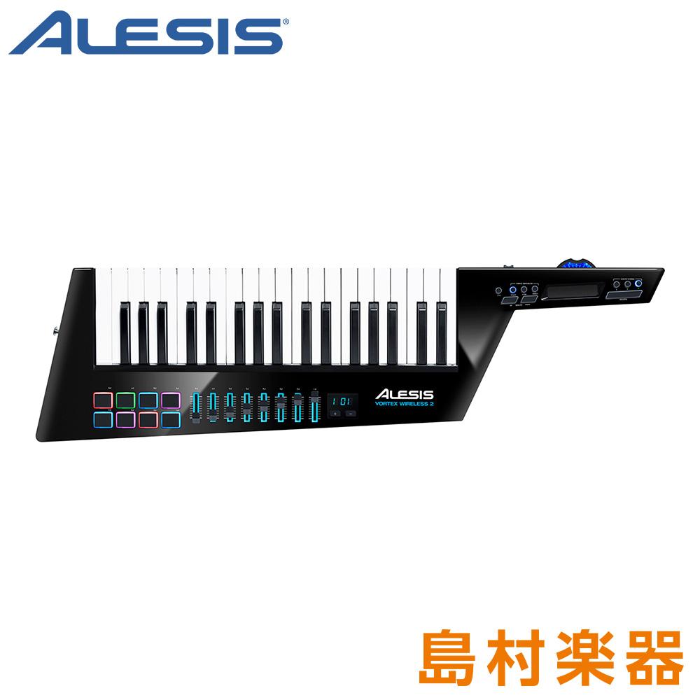 ALESIS Vortex Wireless2 ワイヤレス USB/ MIDIキーボートコントローラー [37鍵盤] 【アレシス】