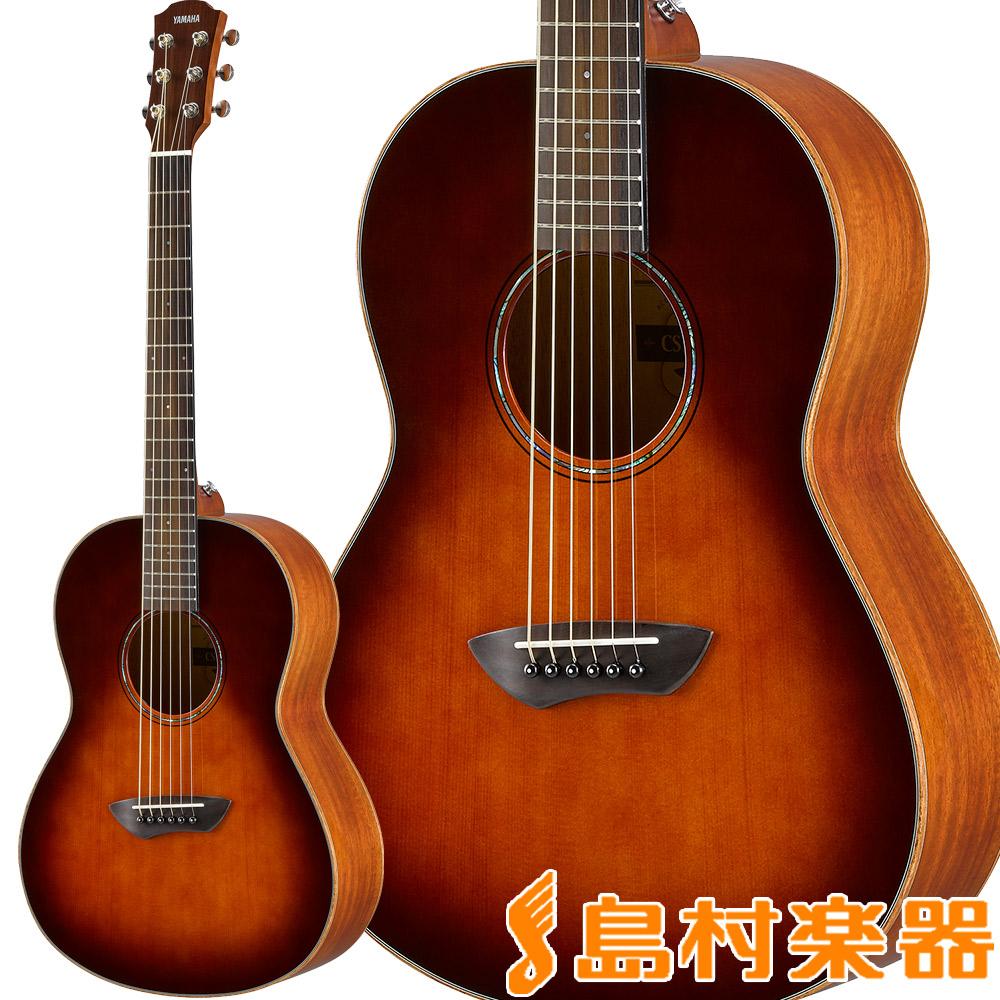 YAMAHA CSF-3M Tobacco Brown Sunburst アコースティックギター スモールサイズ 【ヤマハ CSF-3M TBS】