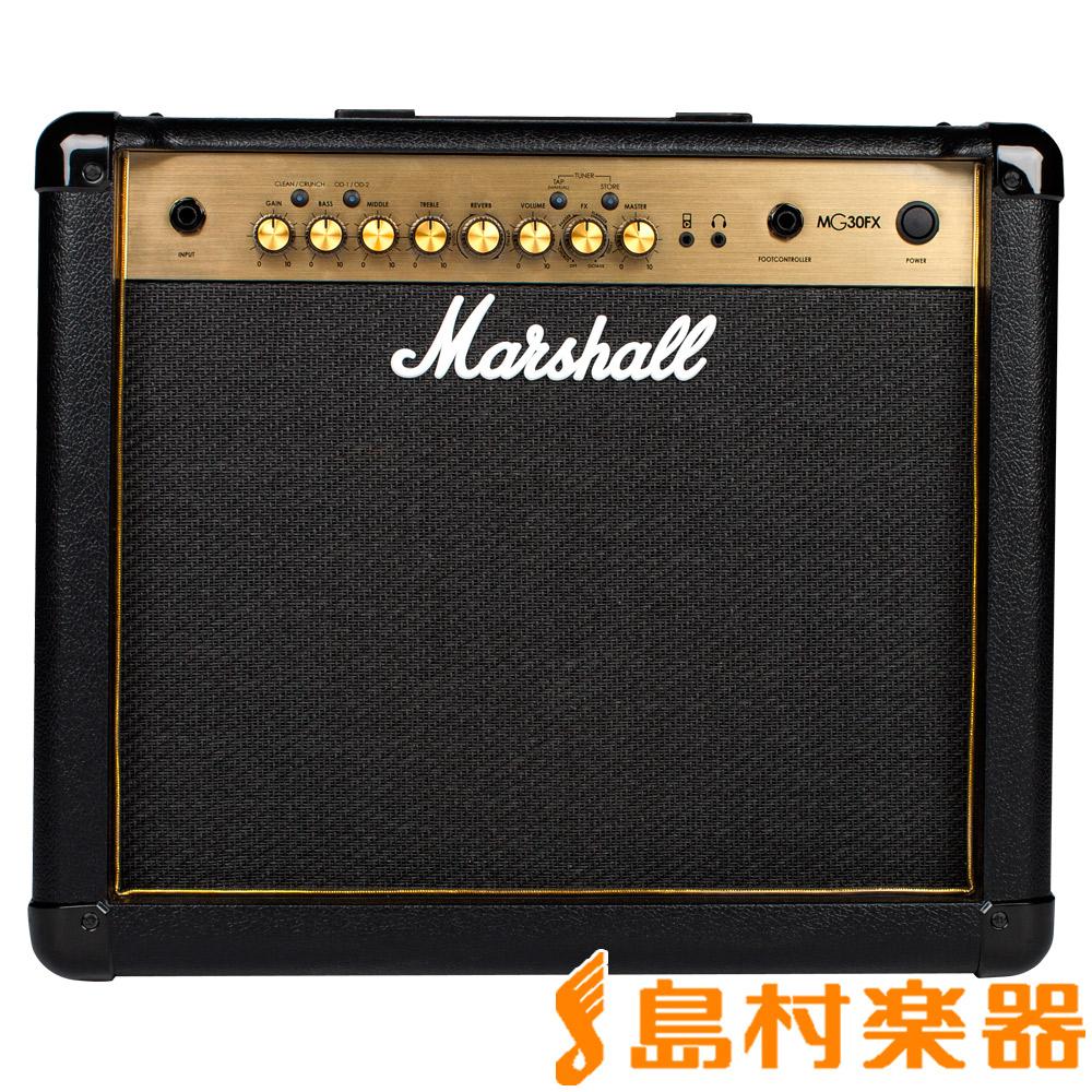 Marshall MG30FX ギターアンプ MG-Goldシリーズ 【マーシャル】