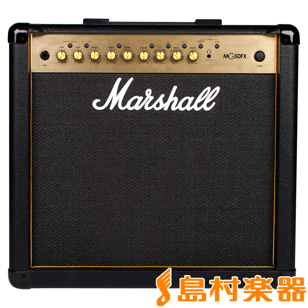 Marshall MG50FX ギターアンプ MG-Goldシリーズ 【マーシャル】