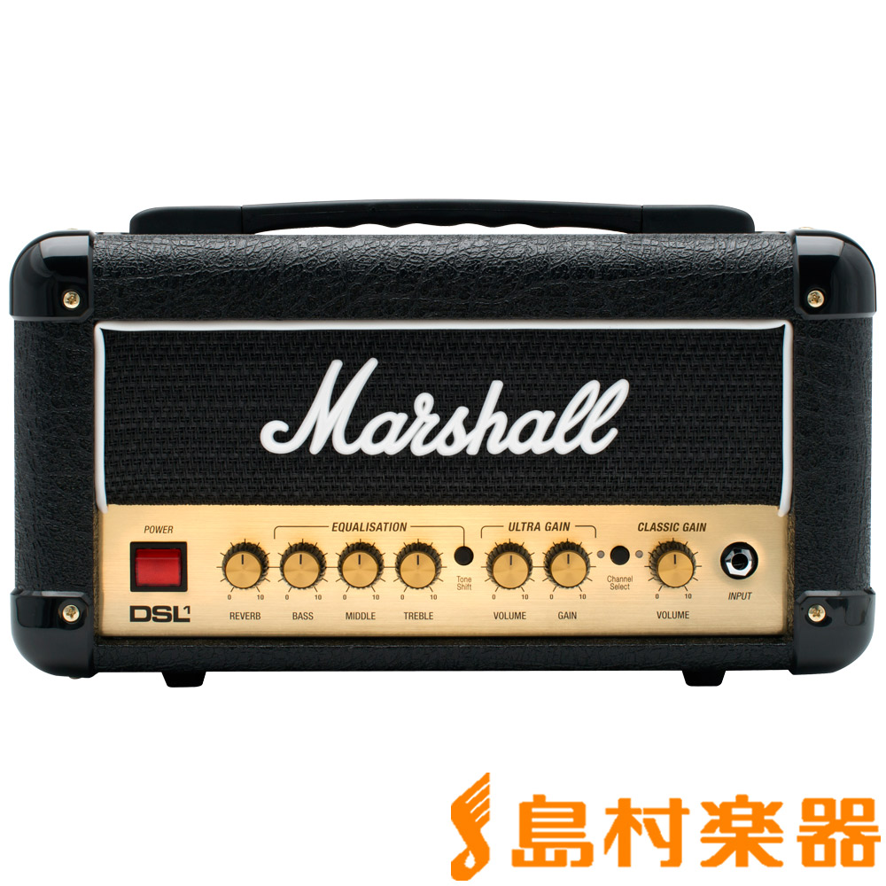 Marshall DSL1H ギターアンプ ヘッド DSLシリーズ 【マーシャル】