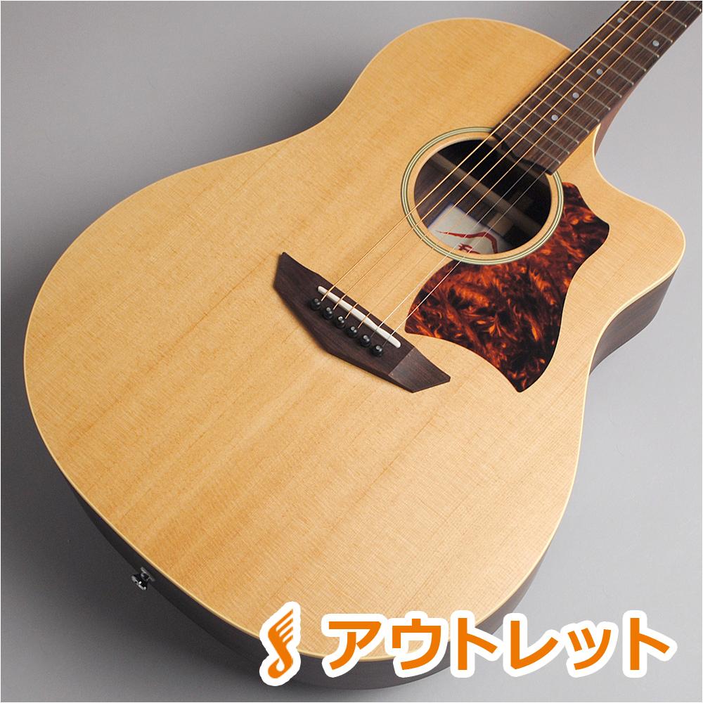 FUJIGEN AG-2/Natural Flat アコースティックギター 【フジゲン】【ビビット南船橋店】【アウトレット】【現物画像】