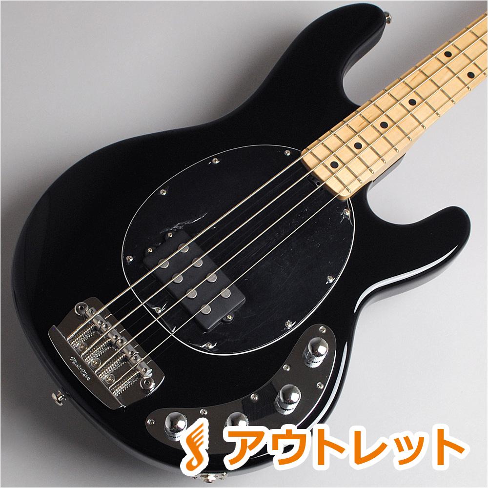 MUSICMAN StingRay/BLK/M(s/n:E88347) エレキベース 【ミュージックマン スティングレイ4】【ビビット南船橋店】【アウトレット】【現物画像】