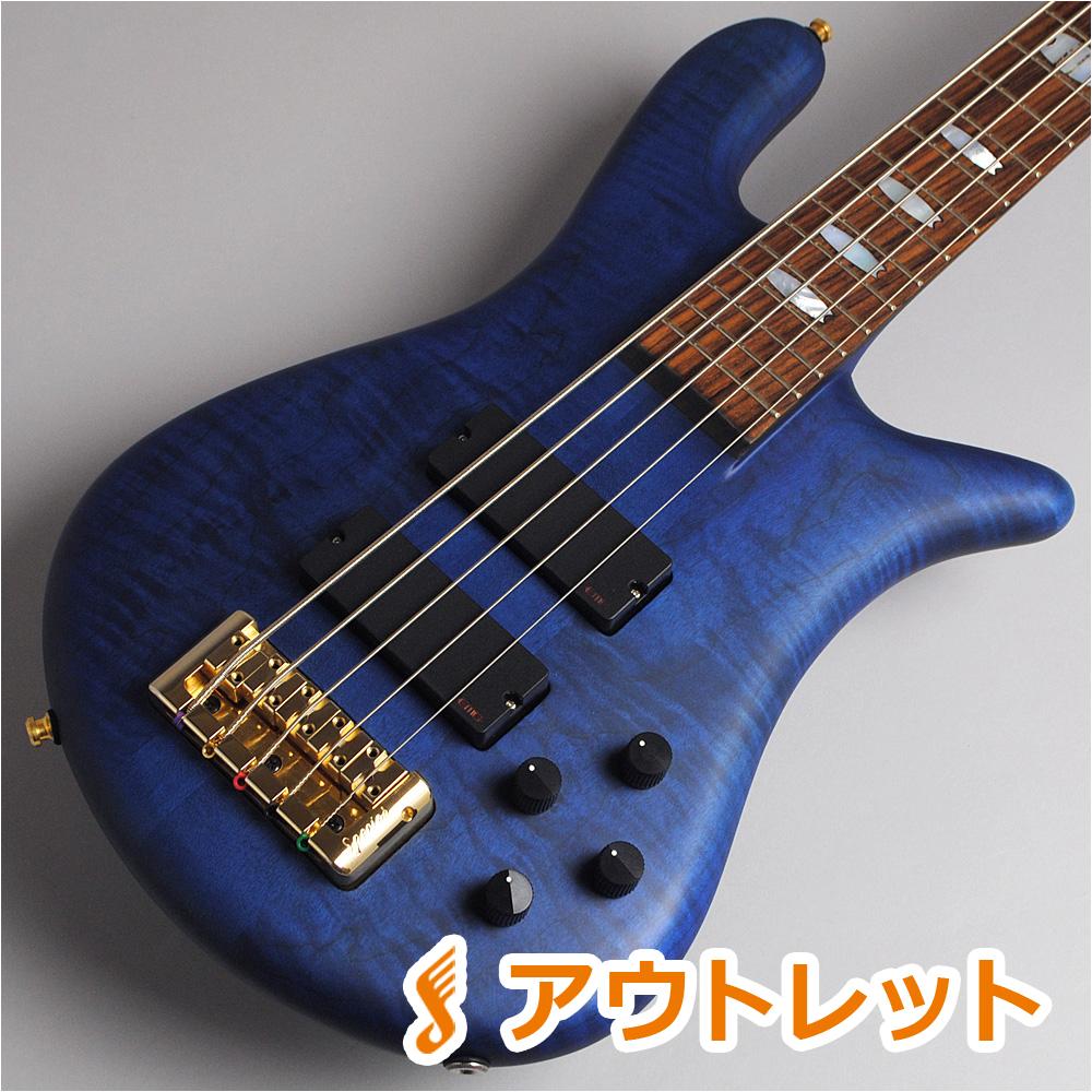 Spector EURO5 LX/Blue Black エレキベース(5弦) 【スペクター】【ビビット南船橋店】【アウトレット】【現物画像】