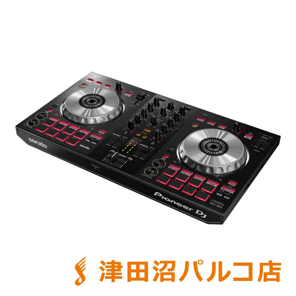 Pioneer DJ Pioneer [Serato DJ DDJ-SB3 DJコントローラー [Serato DJ Lite無償ダウンロード]【パイオニア】【津田沼パルコ店】, 若者の大愛商品:69fb6ecc --- karatewkc.ru